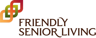 Friendly living logo